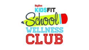 Hy-Vee's KidsFit Kicks Off School Wellness Club