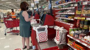 'Growth on Top of Growth' at Target