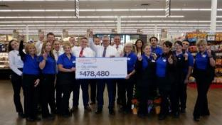 Stater Bros. Raises Nearly $500K for Pediatric Cancer Treatment