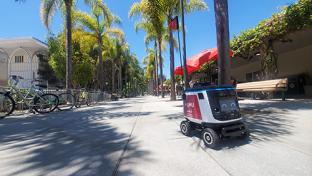 3 Universities Rolling Out Robot Food Delivery Kiwibot Sodexo Loyola Marymount University