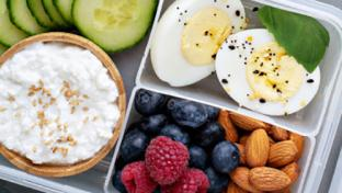 Kroger Health Offers Back-to-School Produce Pairings Produce for Better Health Foundation, American Egg Board, Naturipe Farms