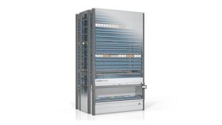Wakefern/ShopRite Pilots Vertical Storage Unit Kardex Remstar Shuttle XP