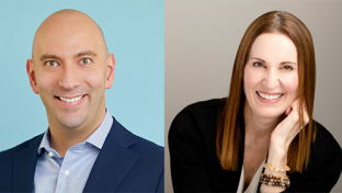 Hungryroot Fills Top Roles to Aid Growth Alex Weinstein Stephanie Retcho