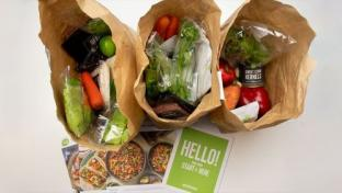 Almost Half of Americans Have Tried Meal Kits