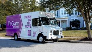 Giant Food Meets Online Shopping Demand With Free Midweek Delivery