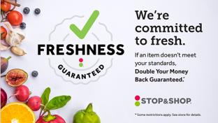 Stop & Shop Reintroduces Freshness Guarantee