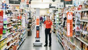 Hy-Vee Teams With Simbe to Deploy Tally Robot