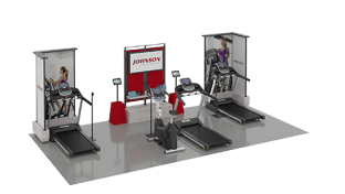 Hy-Vee to Open 1st-of-Their-Kind Fitness Equipment Showrooms Johnson Fitness & Wellness