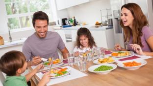 National Family Meals Month Kicks off With a Full Plate of Promotions