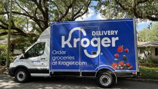 Kroger Speeds Up Plan to Conquer America
